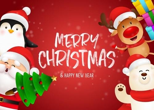La Navidad y los co...
